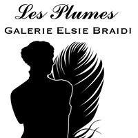 Les Plumes Galerie Elsie Braidi