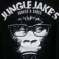 Jungle Jake's Hobbies & Games
