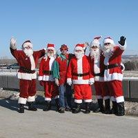 Georgetown Santas