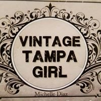 Vintage TAMPA GIRL