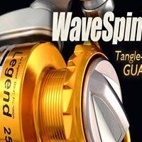 "WaveSpin Reel  ""Guaranteed Tangle Free Reels"""