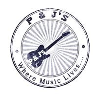 P & J's, Where Music Lives.