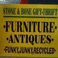 STONE & BONE Gift - Thrift at the Buffalo Exchange Trading Co.