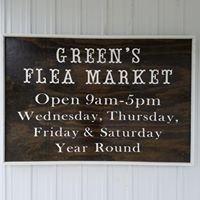 Green's Flea Market