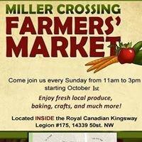 Miller Crossing Farmers' Market