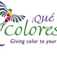 Qué Colores