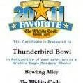 Thunderbird Bowl of Wichita Kansas Archives