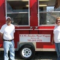 R&M's Smokin Meat Wagon