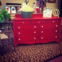 Sky's The Limit Hand Painted Furniture