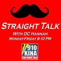 Straight Talk with DC Hannah