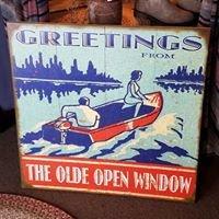 The Olde Open Window