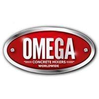 Omega Concrete Mixers