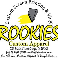 Rookies Custom Apparel