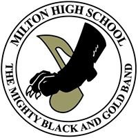 Milton High School Mighty Black & Gold Band