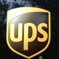 UPS San Diego Hub
