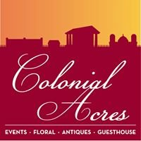 Colonial Acres Event Center , Guesthouse & Antiques