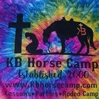 KB Horse Camp