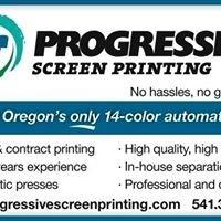 Progressive Screen Printing
