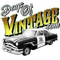 Days of Vintage