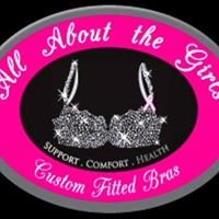 All About the Girls, Custom Fitted Bras