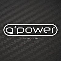 G'power Paddles