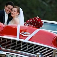56 Chevy Weddings & Hire Cars