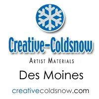 Creative-Coldsnow Artist Materials in Des Moines