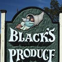 Black's Produce & Plants