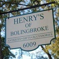 Henry's of Bolingbroke