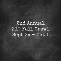 210 Fall Crawl