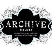Archive - Antiques, Vintage & Architectural Finds, Gifts, and Iowa Wines