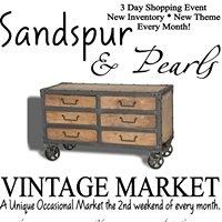 Sandspur & Pearls Vintage Market