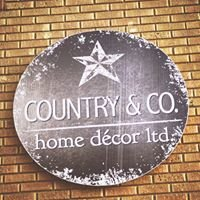 Country & Co. Home Decor
