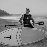 Dave Muir - Stand up paddleboarder