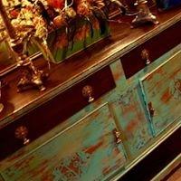 All Things Painted - Repurposed & Reinvented Furnishings