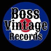 Boss Vintage shop