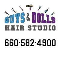 Guys and Dolls Hair Studio