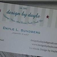Design by Dayle &  Sundberg Studio
