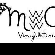 MWC Vinyl Lettering
