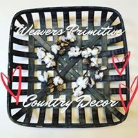 Weavers Primitive Country Decor