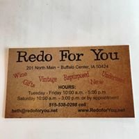 Redo For You/Beth Matheson