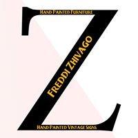 Freddi Zhivago Hand Painted Furniture