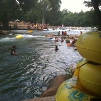 Tubing the San Marcos River