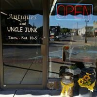 Antiques and Uncle Junk