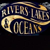 Rivers Lakes & Oceans