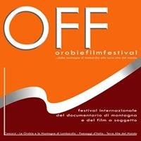 Orobie Film Festival Bergamo