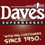 Dave's Supermarket in Fairbury, IL