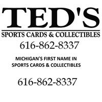 Ted's Sports Cards & Collectibles