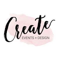 Create Events + Design
