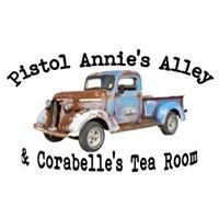 Pistol Annie's Alley   & ️Corabelles Tea Room